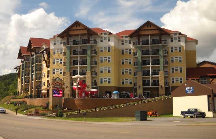 Tellico View Apartments Vonore Tn